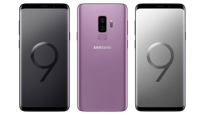 The good and the bad of the Galaxy S9